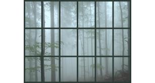 Фотоoбои Вид из окна 63