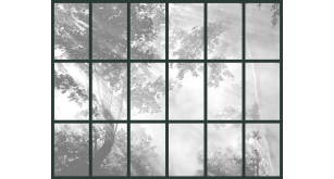 Фотоoбои Вид из окна 64
