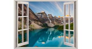 Фотоoбои Вид из окна 24