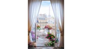 Фотоoбои Вид из окна 5