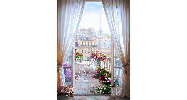 Вид из окна 5