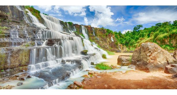 Водопады 10