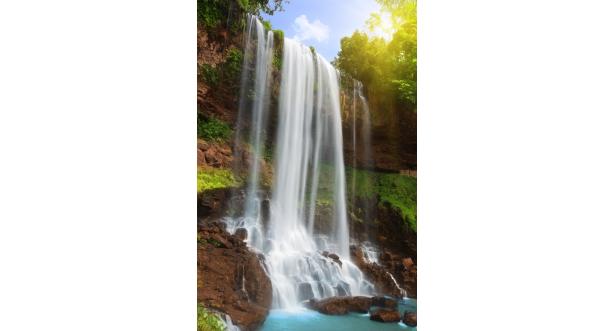 Водопады 17
