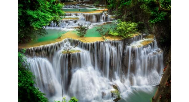 Водопады 20