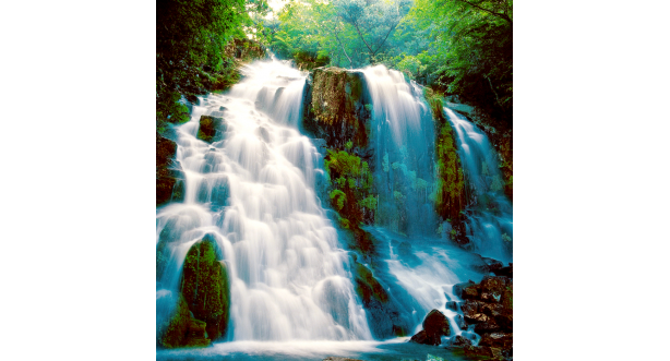 Водопады 22