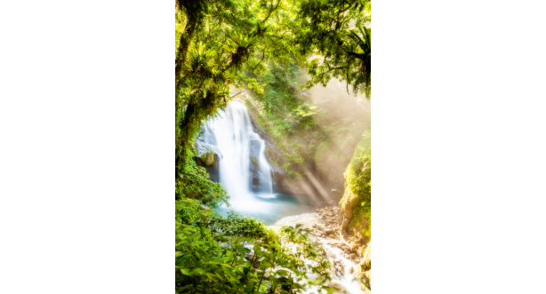 Водопады 23
