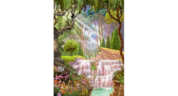 Водопады 46