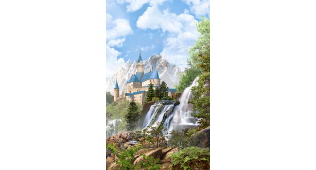 Водопады 48