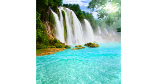 Фотоoбои Водопады 5
