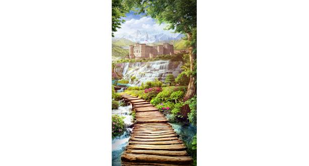Водопады 52