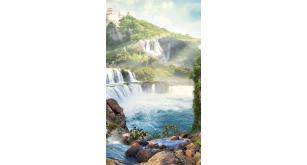 Фотоoбои Водопады 58