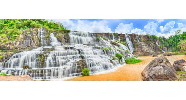 Водопады 8