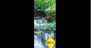 Фотообои - Красивый водопад